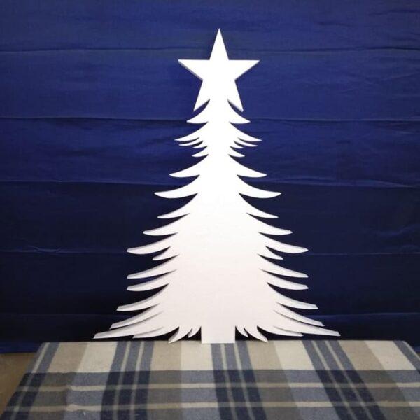 декоративная елка