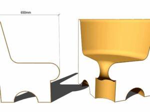 сиденье для хаммама