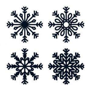 снежинки ппс