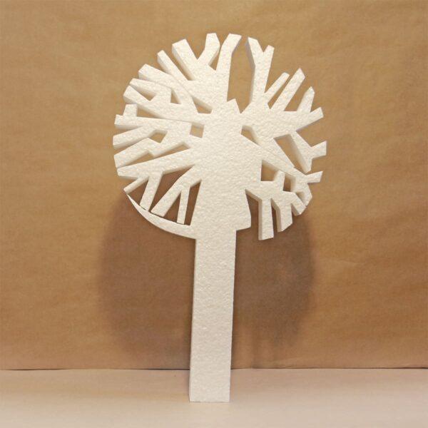 дерево декоративное пенопласт