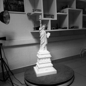 статуя пенопласт