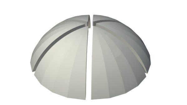 купол для хаммама