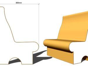 сиденья для хамама из пенополистирола