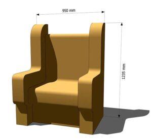 купить кресло для хамама