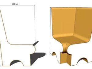 скамья для хаммама